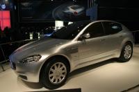 2003 Maserati Kubang GT Wagon concept