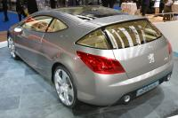 2003 Peugeot 407 Elixir concept
