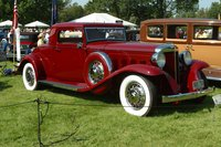 1931 Marmon Sixteen coupe