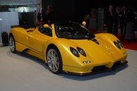2004 Pagani Zonda Roadster