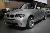 2005 BMW Concept X3 EfficientDynamics