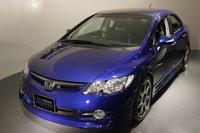 2005 Honda Civic Hybrid Sports