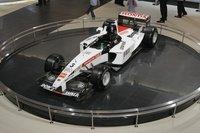 2005 Honda F1 car