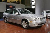 2005 Jaguar X-type Sportwagon