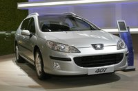2005 Peugeot 407 Wagon