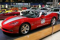 2005 Chevrolet Corvette 2005 Indianapolis 500 Pace Car