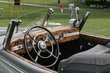 1938 Horch 855 Special Roadster Interior