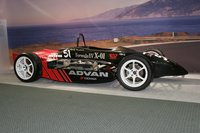 2006 JEVC Battery-Powered Formula Car
