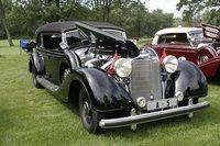1940 Mercedes-Benz 770K Tourenwagen