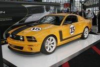 2007 Saleen Parnelli Jones Limited Edition Mustang