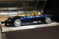 2007 Spyker C12 LaTurbie