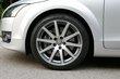2008 Audi TT Coupe Wheel