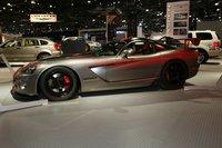 2007 Dodge Viper SRT10 Mopar Concept Coupe