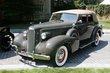 1937 LaSalle 4-Door Convertible Sedan