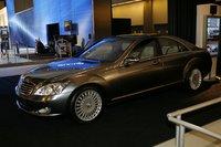 2007 Mercedes-Benz S400 Bluetec Hybrid