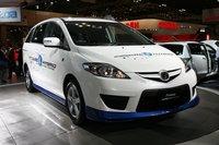 2007 Mazda Premacy Hydrogen RE Hybrid