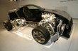 2008 Nissan GT-R cutaway