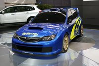 2008 Subaru Impreza Rally Car