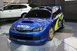 2008 Subaru Impreza Rally Car