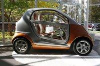 1996 Smart Paris Show Car