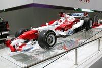 2007 Toyota F1 Car