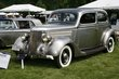 1936 Ford Deluxe Sedan Stainless Steel Show Car
