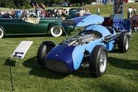 1958 Jaguar HK Special