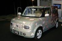 2008 Nissan Cube Quaze Art Car