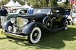 1934 Packard 1104 Super 8 5p Convertible Victoria