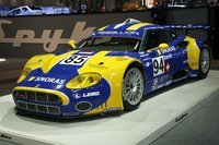 2008 Spyker LeMans Car