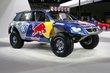 2008 Volkswagen Red Bull Baja Race Touareg TDI