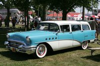 1955 Buick Century Estate Wagon