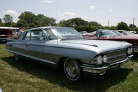 1962 Cadillac Series 62 Coupe DeVille