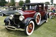 1926 Lincoln Model L Convertible Berline by Dietrich