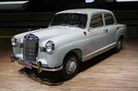 1958 Mercedes-Benz 180A Sedan