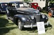 1939 Oldsmobile Series 60 sedan