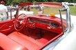 1956 Oldsmobile Super 88 convertible Interior