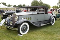 1929 Pierce-Arrow model 143 convertible coupe