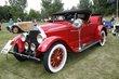 1925 Stutz Model 695 roadster by Weyman