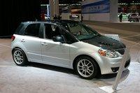 2009 Suzuki SX4 Performance Concept