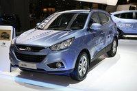 2010 Hyundai ix35 Hybrid