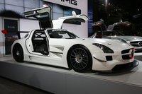 2011 Mercedes-Benz SLS AMG GT3