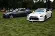 2011 Nissan GT-R and 2011 Infiniti M