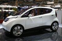 2010 Pininfarina Bluecar