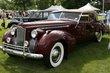1940 Packard Model 1807 Convertible Sedan by Darrin