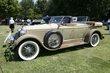 1926 Duesenberg Model A Dual Cowl Phaeton