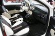 2012 Fiat 500 Gucci Interior