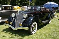 1934 Hudson LU Convertible