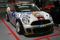 2011 Mini Cooper Coupe Racer