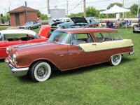1955 Pontiac Star Chief Custom Safari 2d wagon